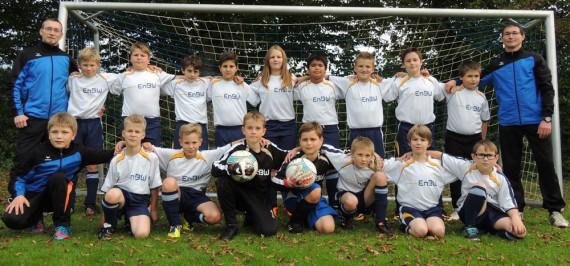 U11 der Saison 2014/2015